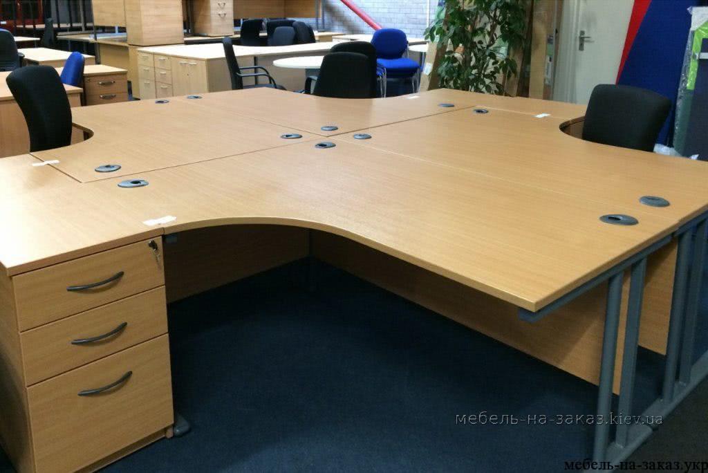 изготовление офисной мебели Левый берег