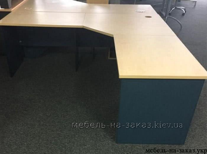 угловые офисные столы на заказ Подолький район