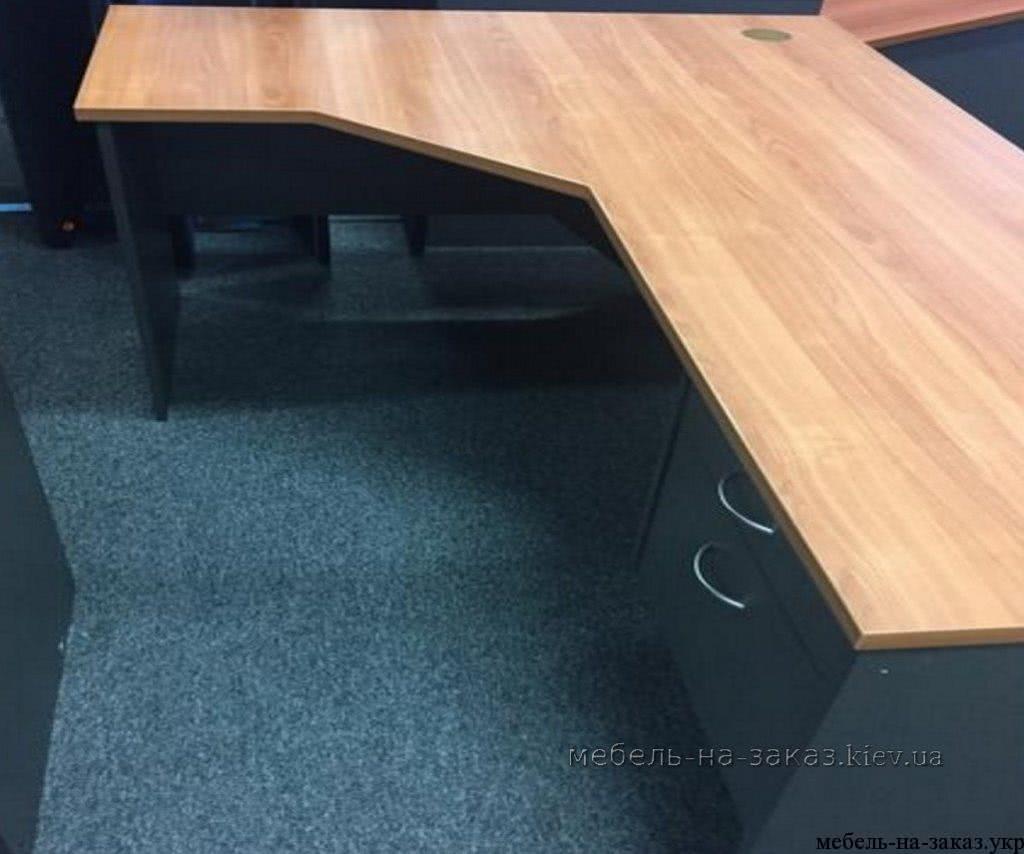 угловые офисные столы на заказ