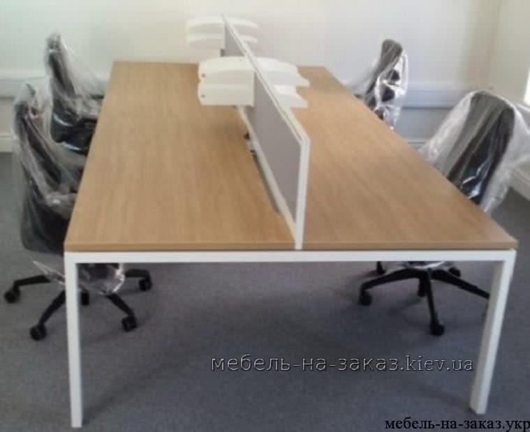 столы для офиса под заказ  Ирпень