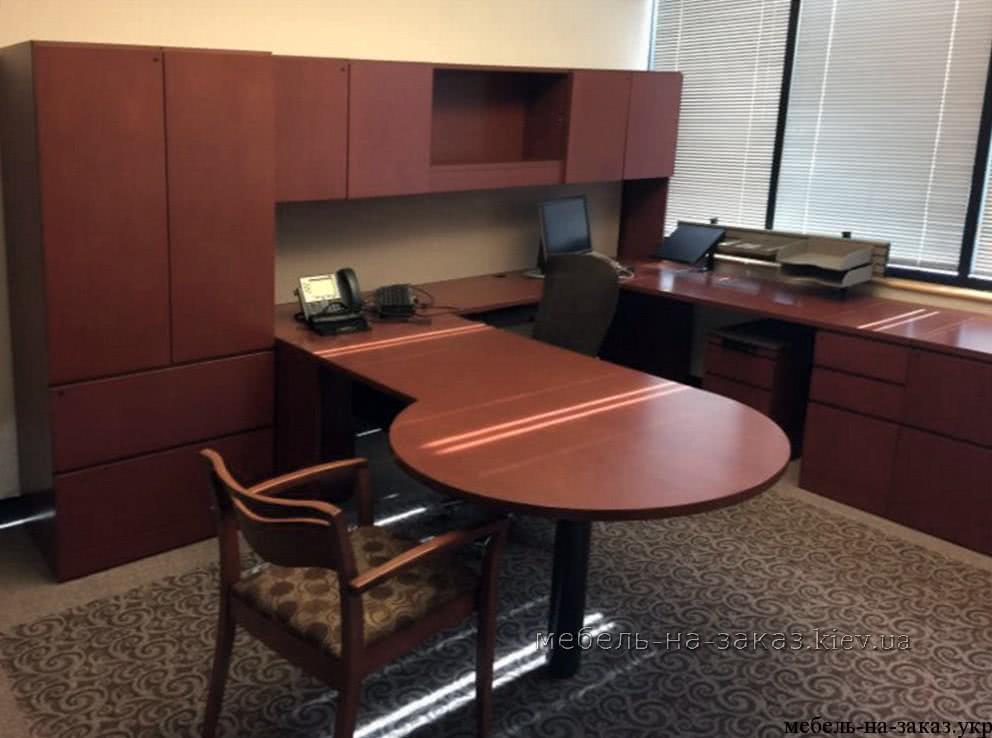 нестандартная офисная мебель левый берег