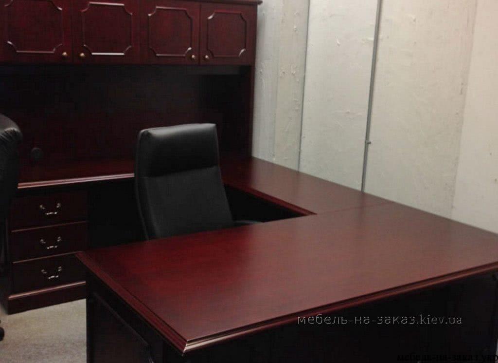 деревянный стол для дитекора