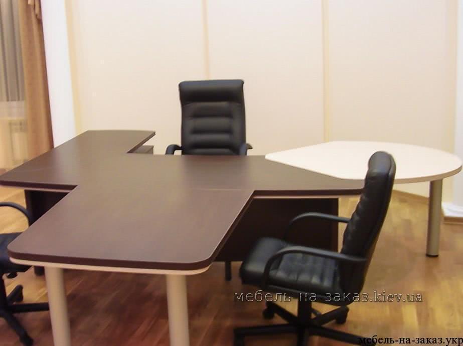 офисная мебель из шпона