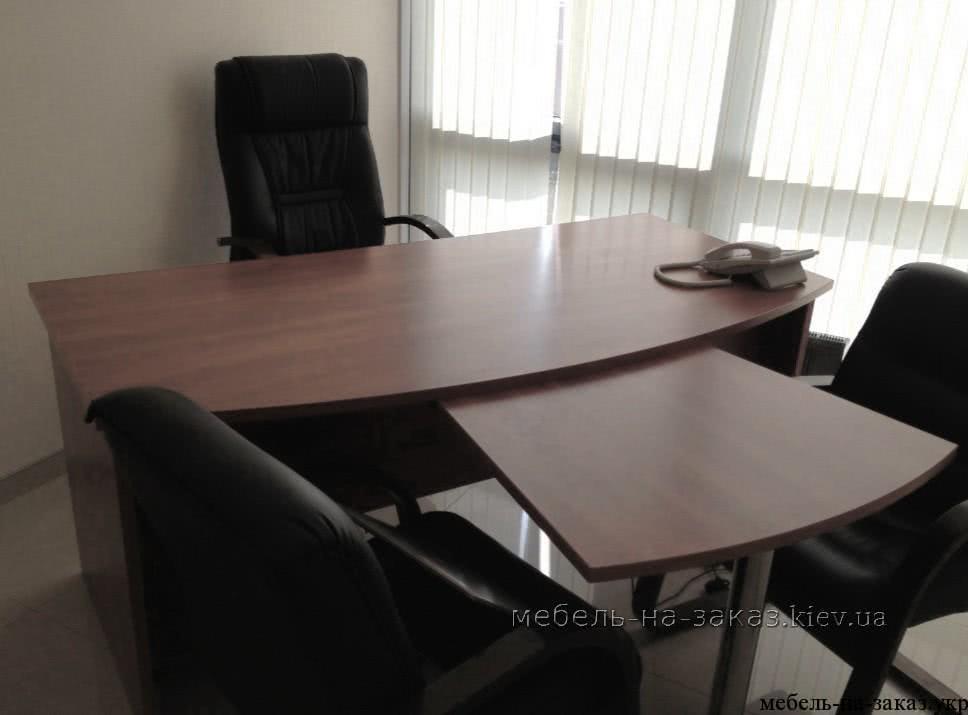 директорский стол темный