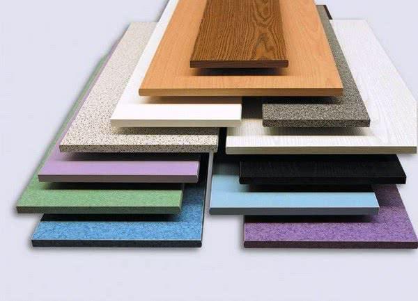 виды материалов для производства мебели