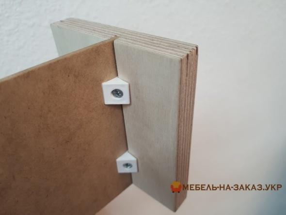 виды соединений задней стенки