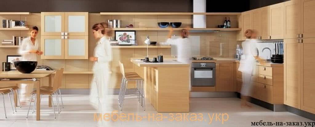 выбрать мебель для кухни