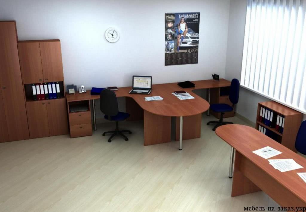 где купить офисную мебель