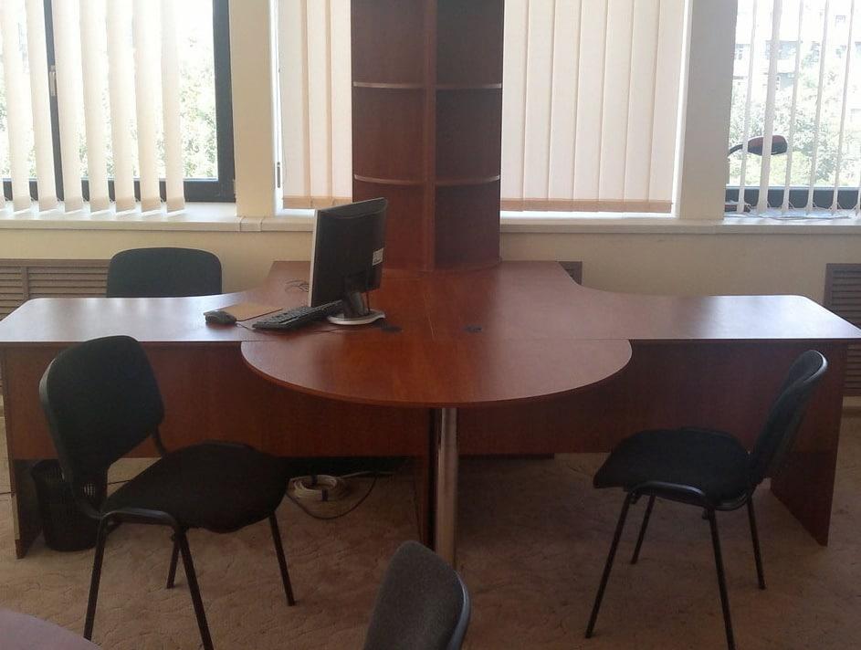 заказная офисная мебель