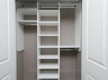 шкаф гардеробный под заказ