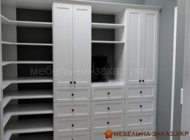 изготовить гардероб в Киеве