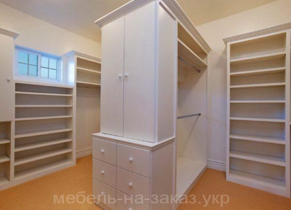 авторская мебель в гардероб конча заспа в Киеве