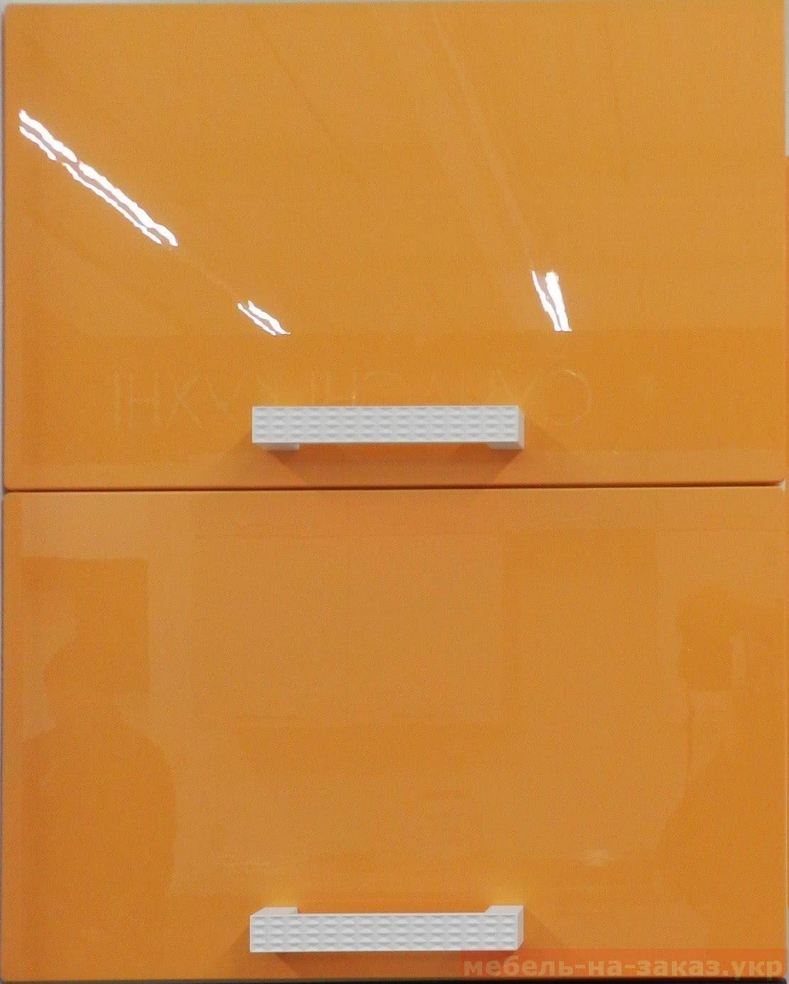 оранжевые дсп фасады