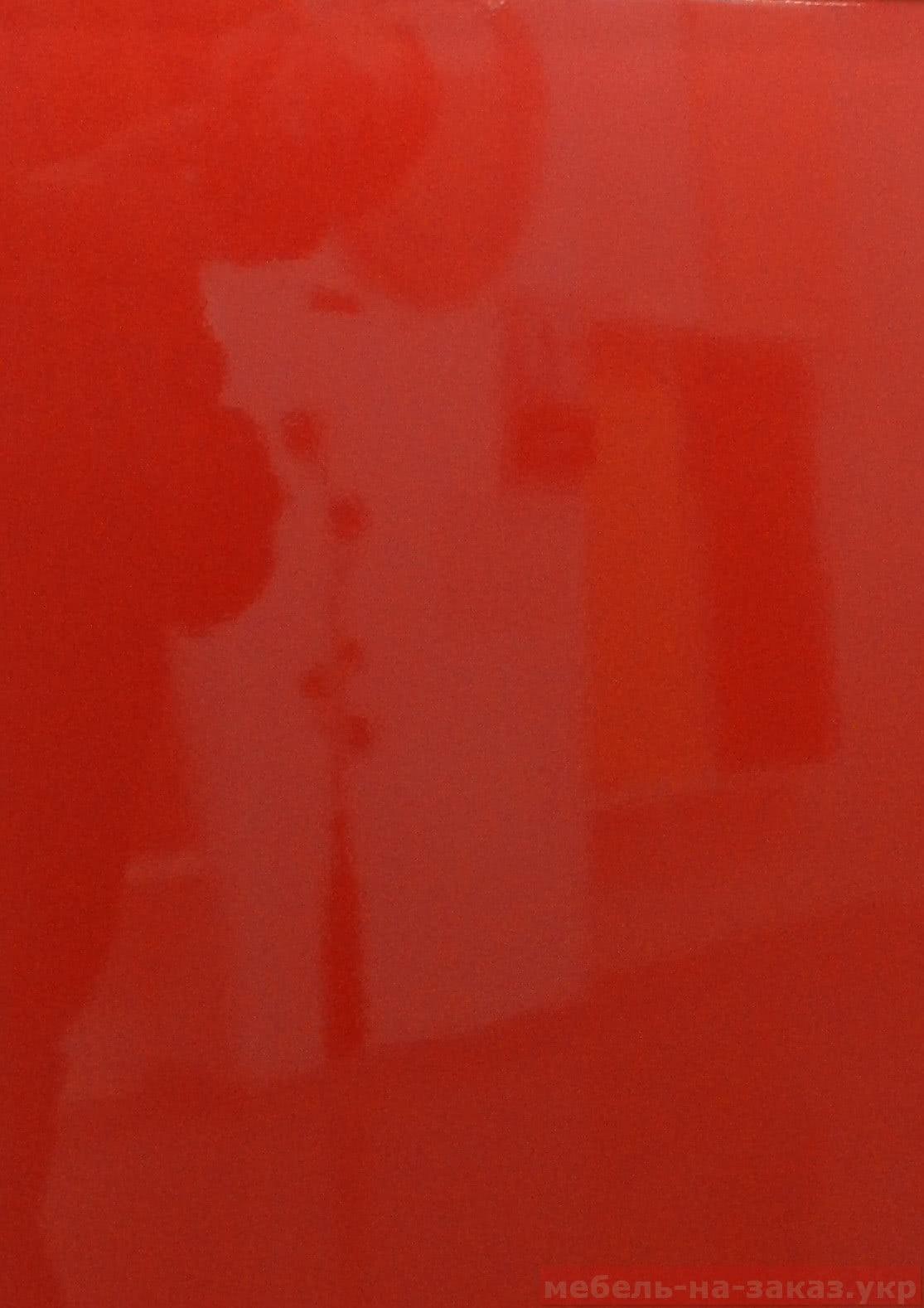 красные дсп фасады