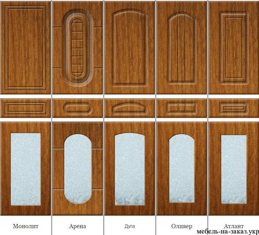 фасады формы Атлант