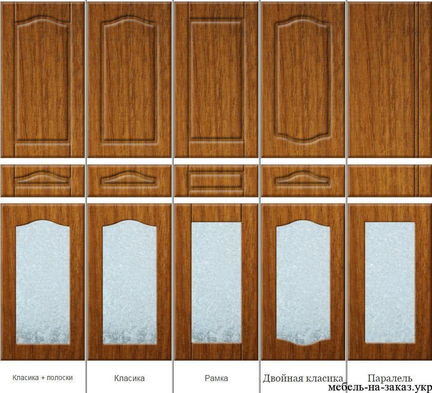формы фасадов