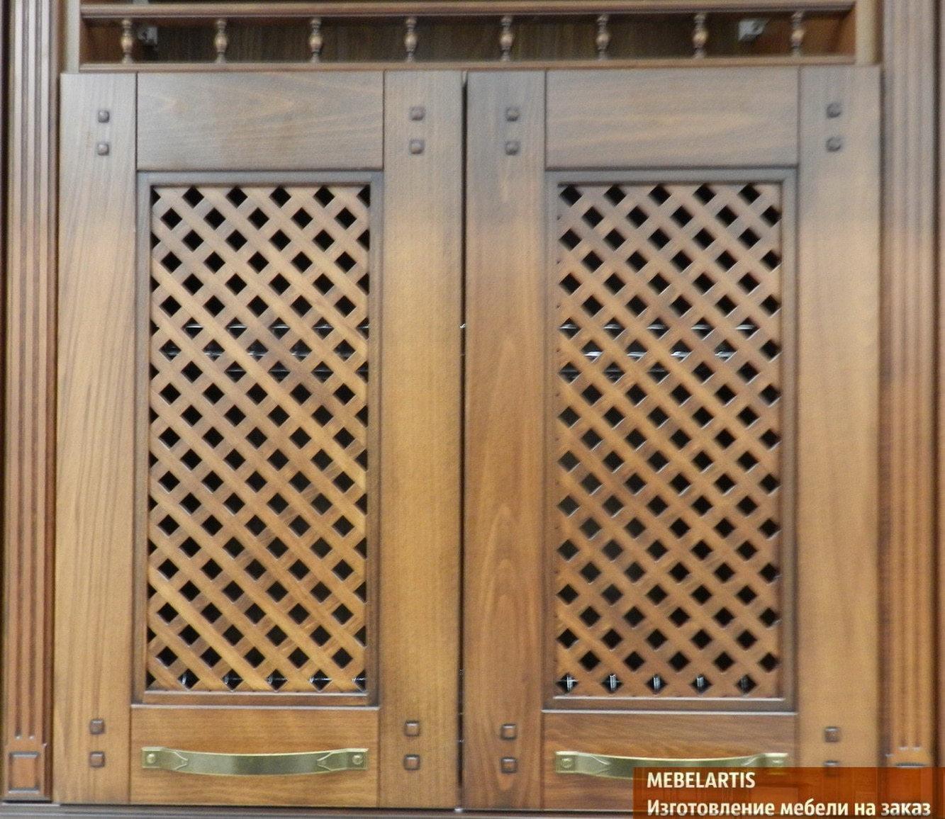 деревянные фасады для мебели на заказ