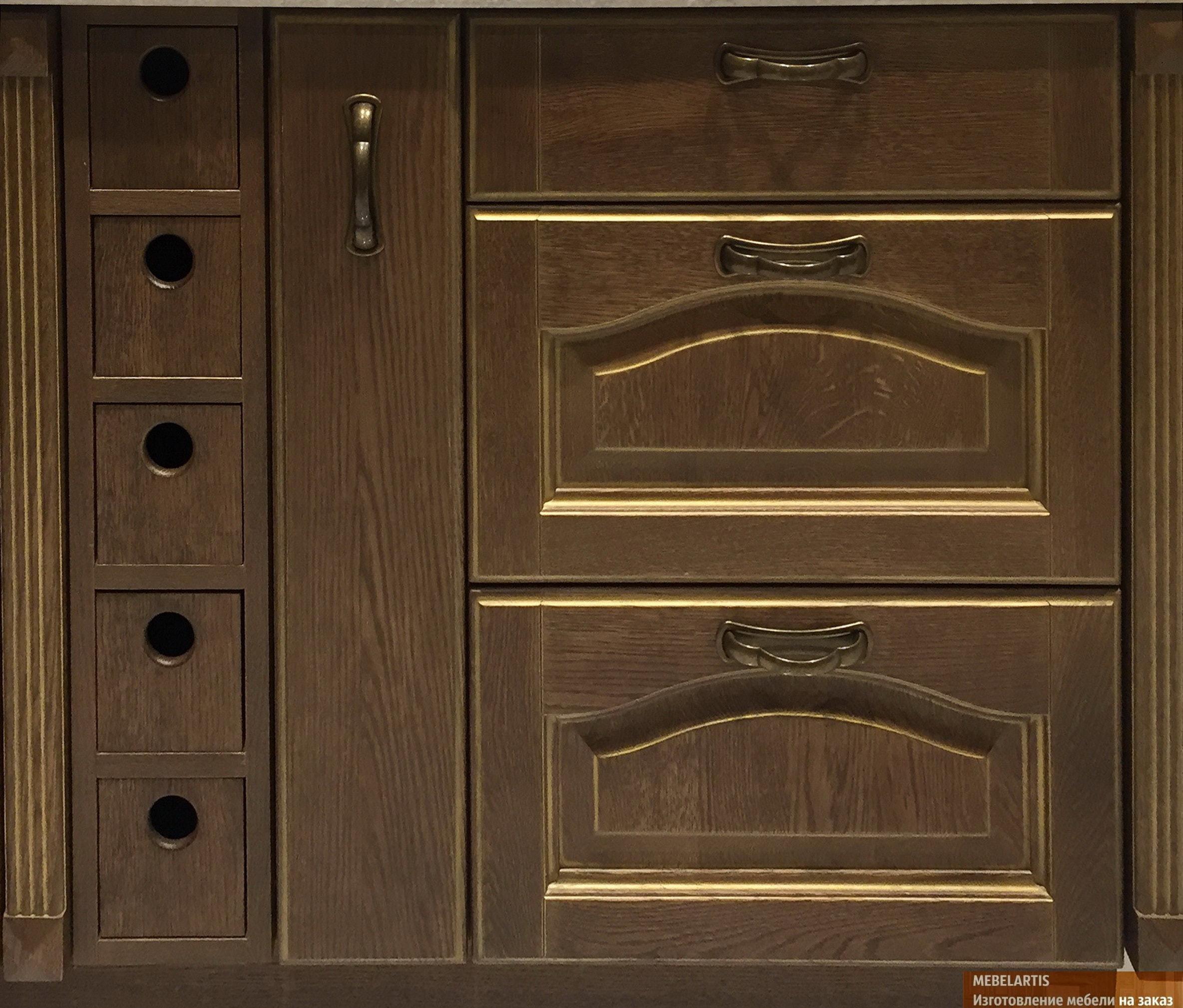 деревянные мебельные фасады