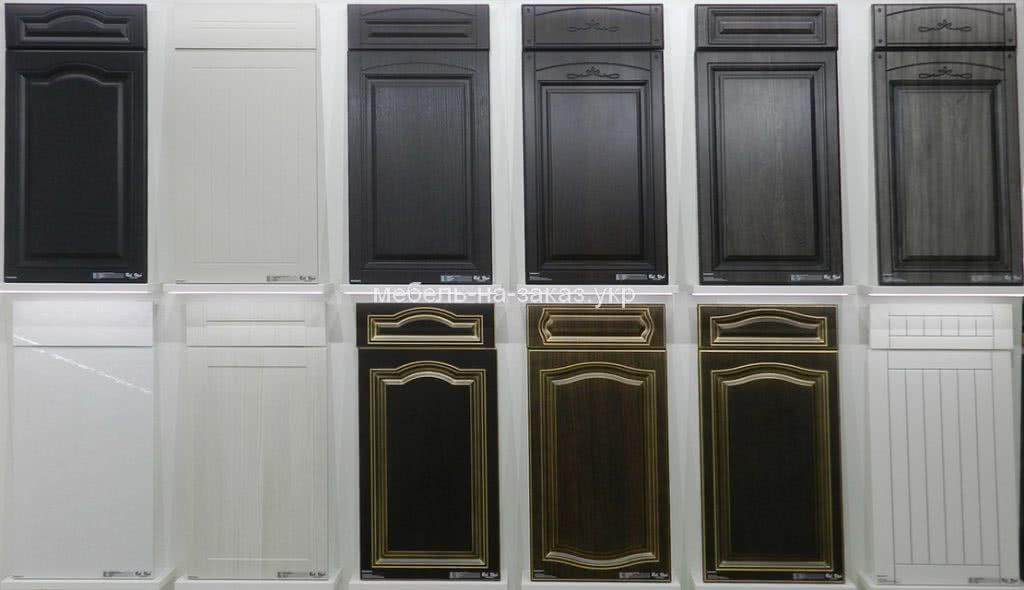 виды мебельных фасадов
