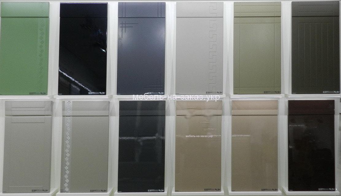 фасады для мебели под заказ