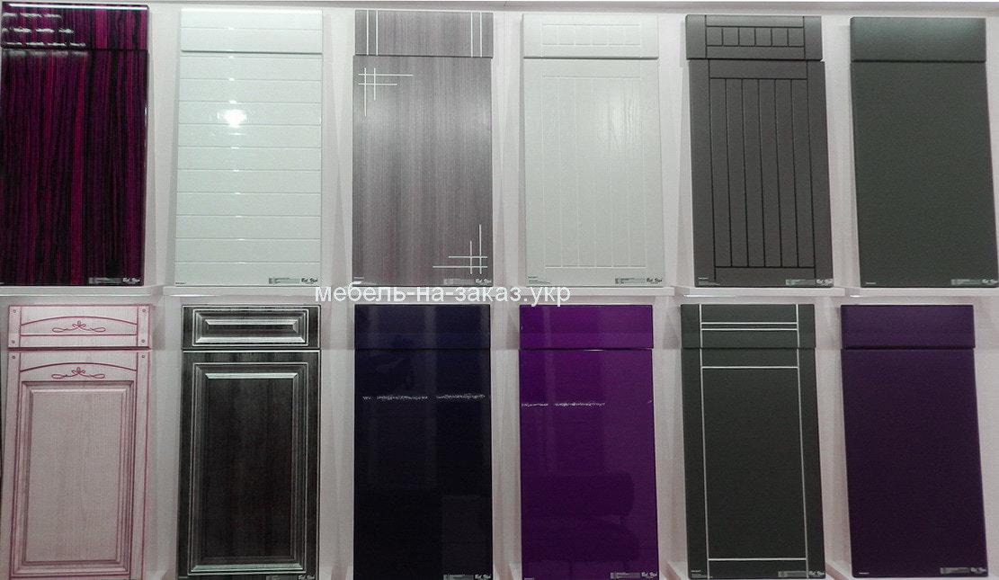 пленочные мебельные фасады мдф на заказ
