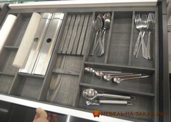 из бамбука органайзер кухонни на заказ Киев