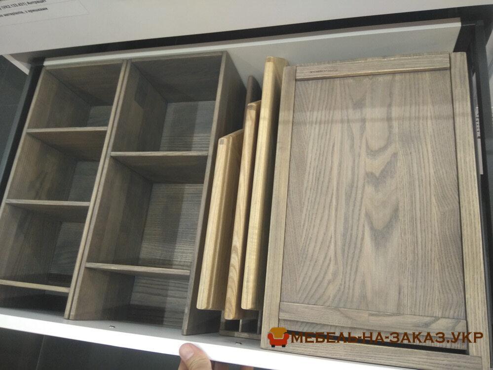 из бамбука органайзер кухони