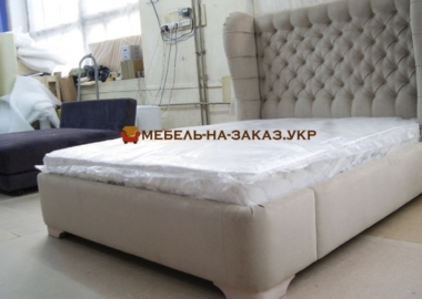 элитная кровать двойная