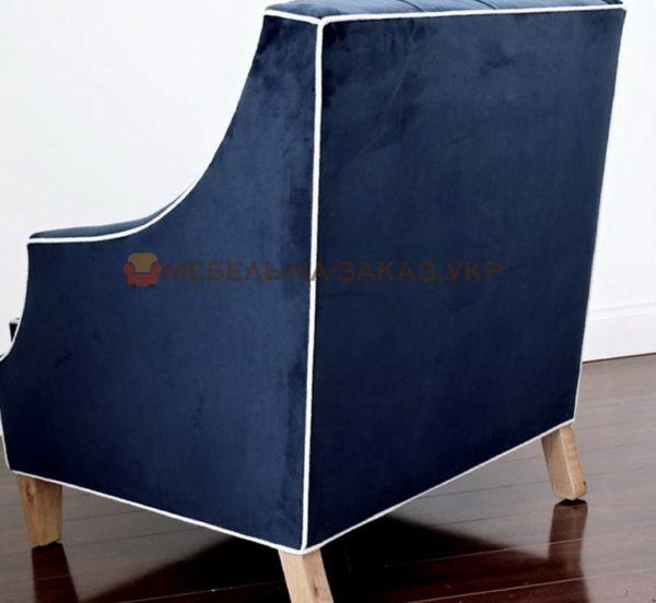 задняя сторона кресла