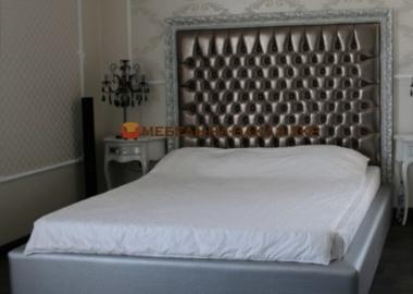 заказать изготовление мягкой кровати в Киеве