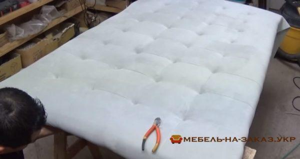 Белые диваны на заказ
