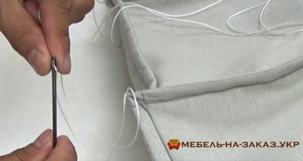 изготовление кроватей с мягким изголовьем в Киеве