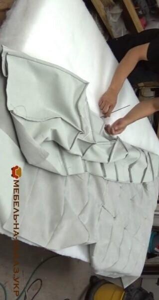 производство белой мягкой мебели