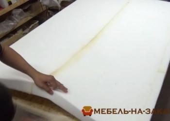как делают быльце кровати