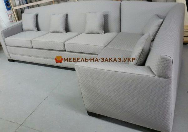 угловой диван на заказ модульный