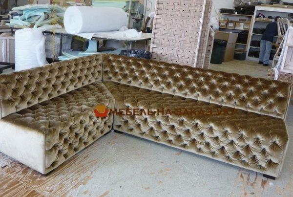 угловой диван на заказ 10