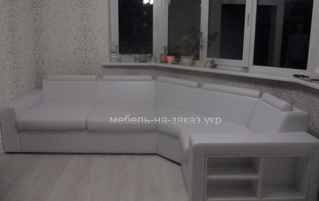 модульная мягкая угловая мебель