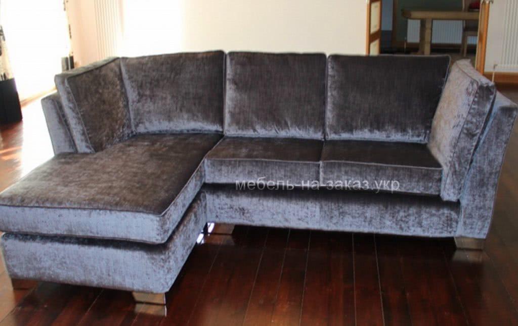 заказать изготовление углового дивана Луганск