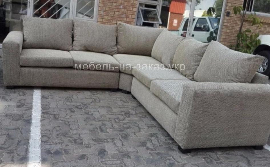 заказать изготовление углового дивана подольский район