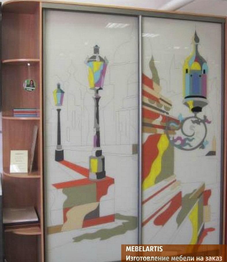 изготовление детских шкафов купе в Киеве