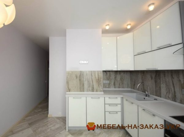 кухня угловая под заказ на Щевченковский раент