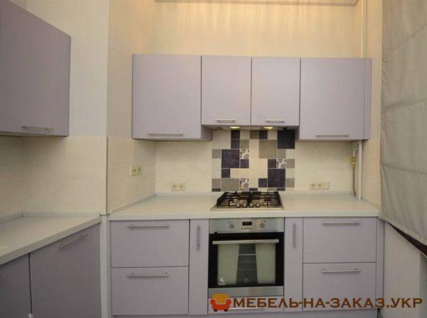 угловая кухонная мебель под заказ в Печерске
