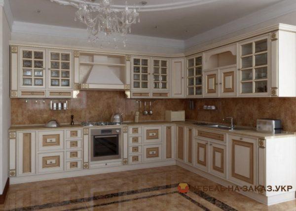 фото угловых кухонь