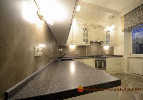 фотографии угловых кухонь на заказ