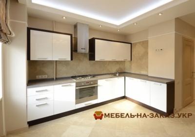 проекты угловых кухонь Киев