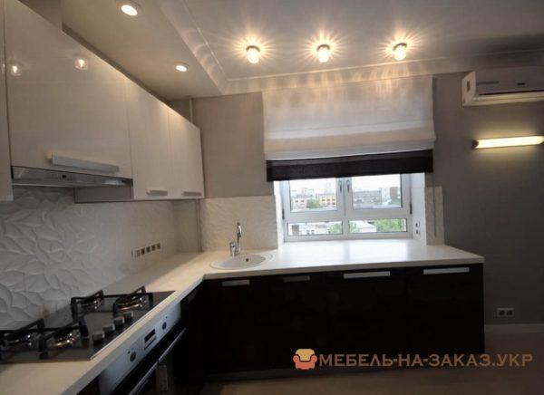 угловая кухня 3 метра