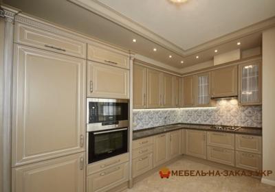 мебель для кухни из ясеня