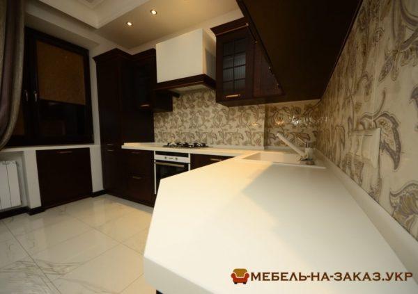 кухонная гранитовая столешница