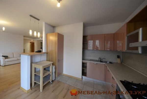 кухнная мебель для маленькой квартиры