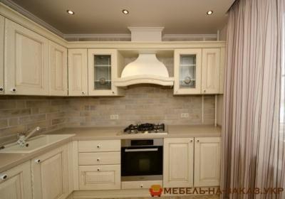 кухонная мебель в классическом стиле